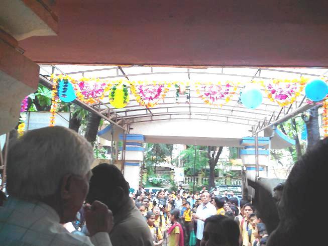 School Extra Curricular Activities:   National Kannada